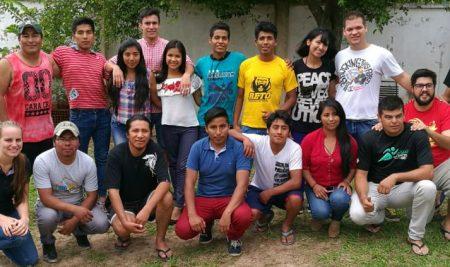 Viaje a Bolivia provee ánimo y práctica
