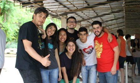 Inició el año lectivo 2017 en el Instituto Biblico Asunción