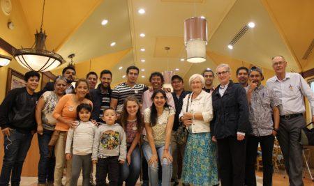 Programa de evangelismo DMI en México y Bolivia